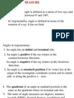 Circular Functions 2