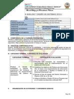 III-Analisis y Diseno de Sistemas Ok