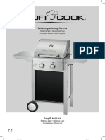 ProfiCook Bedienungsanleitung PC GG 1128