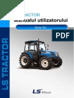 Manual Tractor LS Model XU
