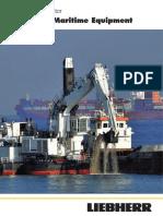 dredging excavator maritime