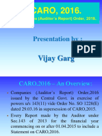 Caro Presentation