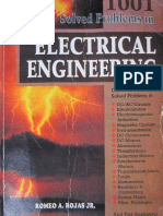 1001 Solved Problems in Electrical Engineering