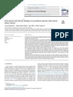 Oralmucosaandsalivaryfindingsinnon-diabeticpatientswithchronic