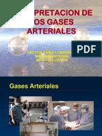 Gases Arteriales Oxigenacion y Ventilacion