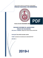 soldadura API 1104