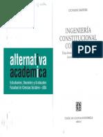 Sartori - Ingenieria Constitucional, Cáps. 5, 6 y 7