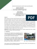 Prototype Housing for Urban Poor
