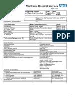 hydrogen peroxide validation