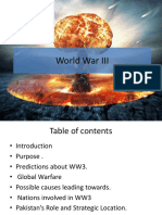Possible causes leading towards the WW3.pptx