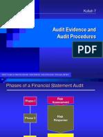 07. Audit Evidence