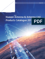 Huawei Antenna and Antenna Line Products Catalogue(2016!04!10)-1