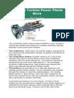 How Gas Turbine Power Plants Work.docx