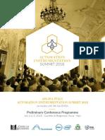 ISA instrumentation summit 2018