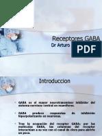 Benzodiacepinas y Receptores Gaba