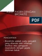 Bronkitis Askep