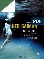 Neil Gaiman - Oceanul de la capatul aleii.pdf