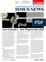 Tourismus News - 10. Ausgabe - Sommer 2019