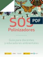 SOS Polinizadores - Guia Del Docente