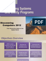 Operation System and Utilies Progrms
