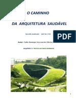 Enviando Apostila ARQUITETURA SAUDÁVEL.pdf