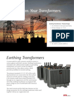 BTB Earthing Transformers Int