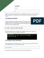 1 Installing Git for Linux.docx