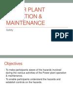Power Plant Operation & Maintenance.pptx