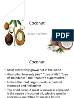 Spices Coconut