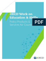 OECD Work Education Skills Policy Products Services for Countries