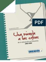 Educacion Colombia Cifras 2002-2009