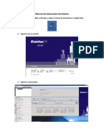 Manual de Generacion de Exactus2