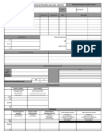 OPEX Requisition Form