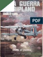 Charles Lamb - A La Guerra En Biplano.pdf