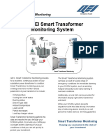 QEI Smart Transformer Monitoring System