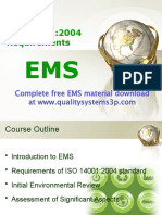 ISO 14001_EMS Training Material