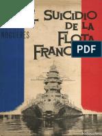 El Suicidio de La Flota Francesa