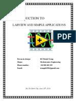 giáo trình labview