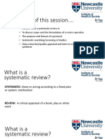 Systematic Review Jan 2017