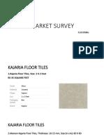 Market Survey Flooring