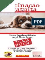 Banner Vacinação de Dogs