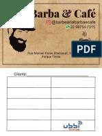 Cartão de Visita Matheus