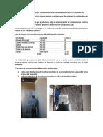 Informe de Proceso de Insonorización de Generador Nuevo Amanecer