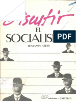 Discutir el Socialismo
