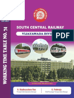 Vijayawada time table