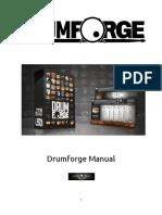 Drumforge - Manual Eyal