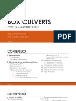 1. Presentacion Box Culvert