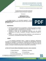 Convocatoria FCQeI_EMPRENDE 2019, Nuevo Deadline