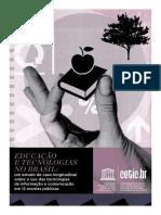 Educação e Tecnologias no Brasil