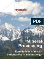 Mineral Processing-Foundations of Theory and Practice